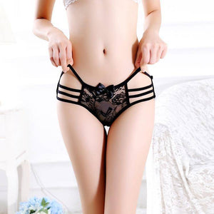 The Infinate Lace Knicker