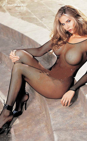 The Twilight Fishnet Bodystocking