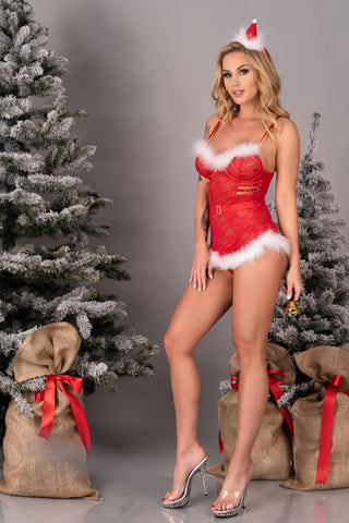 Image of Sensual Snowflake Christmas Set