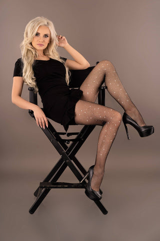 Image of Mailaris Black Tights