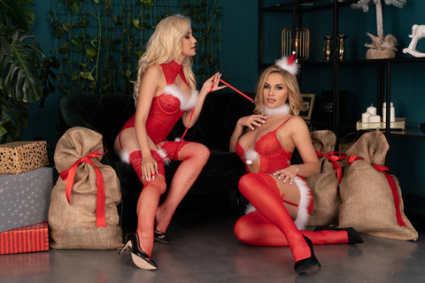 Niphrea Christmas set with Stockings