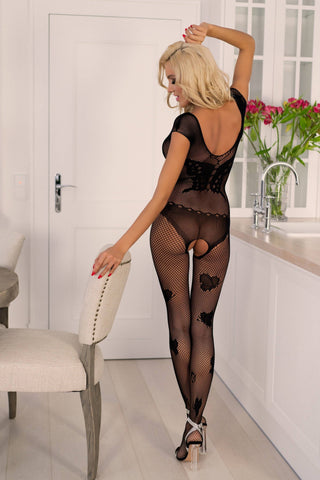 Image of Densim Bodystocking