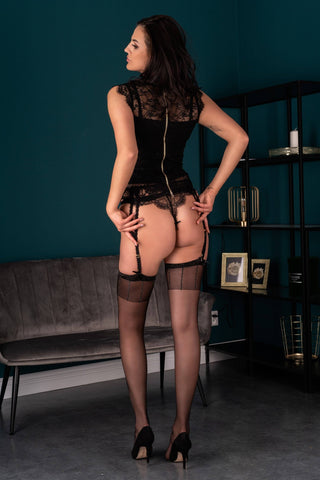 Image of Rimiani Black Stockings
