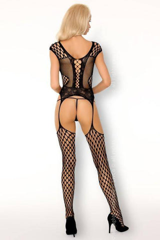 Ederma Black Bodystocking