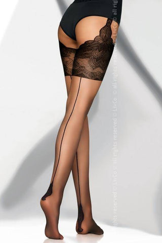 Image of Imriska Black Tights
