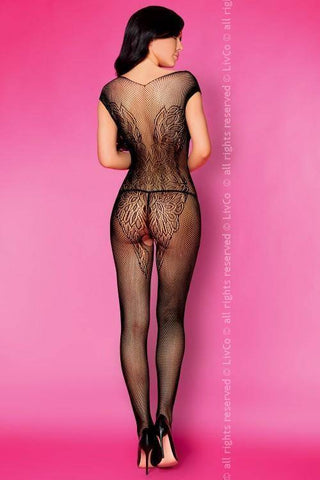 Image of Renza Black Bodystocking