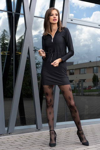 Image of Linanam Black Tights