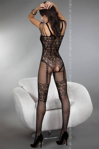 Image of Temperance Sexy Black Bodystocking
