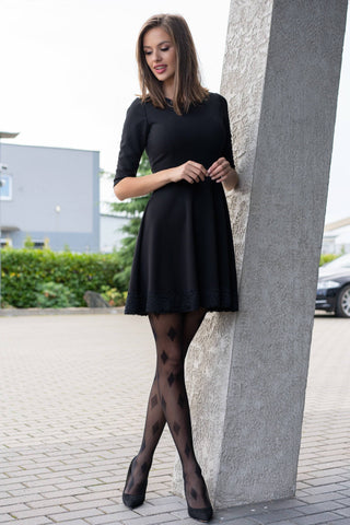Linanam Black Tights