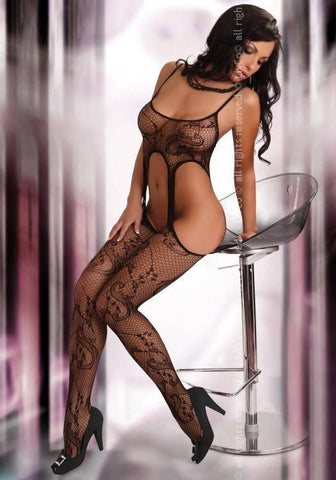 Praline Sexy Black Bodystocking