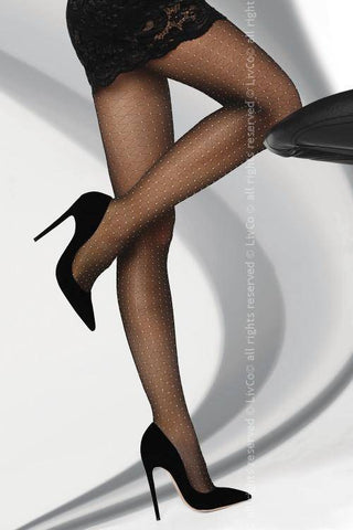 Nettie Black Tights