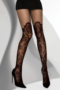 Durdonata Black Tights