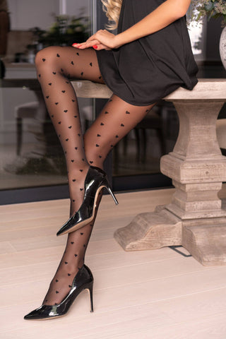 Sensual Euphoria X Black Tights