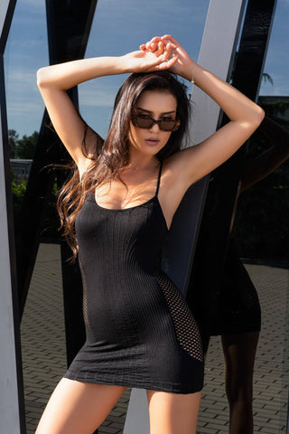 Tunissin Little Black Dress