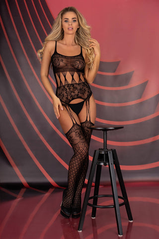 Image of Sobren Open Bodystocking