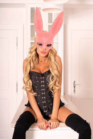 Kohu Rabbit Pink Mask