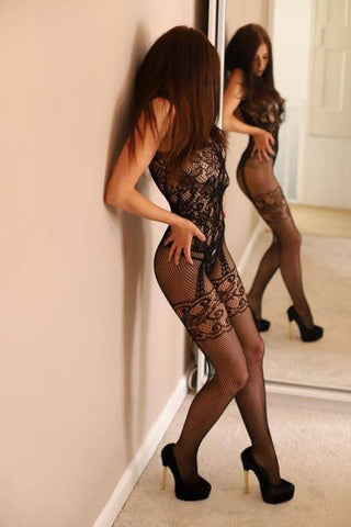 Image of The 'Amor' Bodystocking