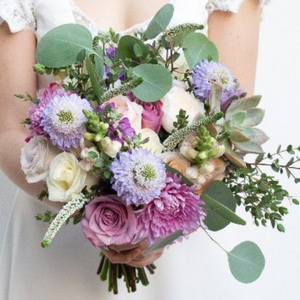 The Lilah Wedding Collection is a gorgeous alternative to an expensive florist near me.