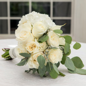 Our purity wedding collection is a simple take on beautiful floral arrangements.