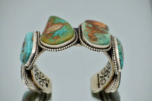 Load image into Gallery viewer, Sterling Silver Royston Bracelet