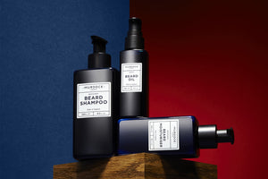Four Products Every Beard Needs