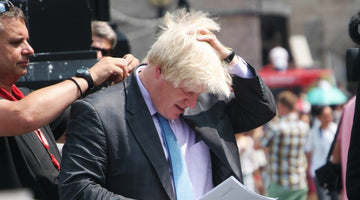 Boris Johnson: Hairstyle Guru
