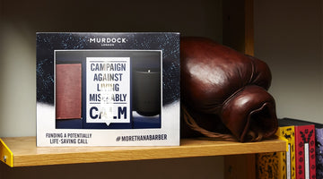 Murdock X CALM: More Than A Barber