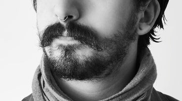 Shaping And Taming A Moustache