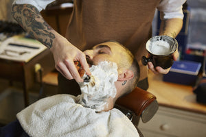 The Benefits Of A Shaving Brush