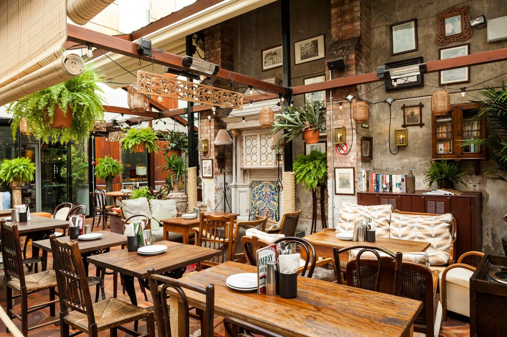 dishoom shoreditch outdoors