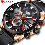 New CURREN Men Watches