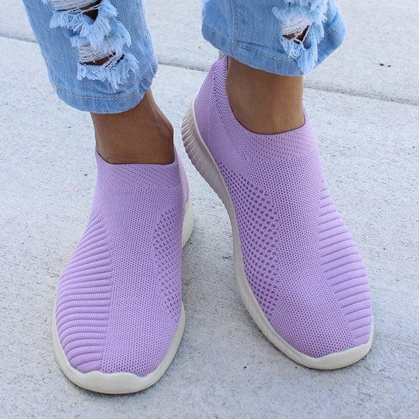 Casual Mesh Patterned Shoes
