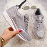 Zip Fashion Shoes