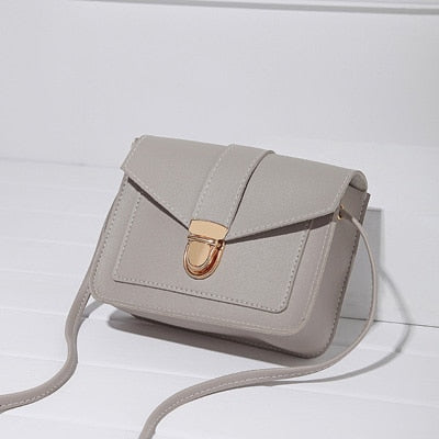 Small Leather Shoulder Bag