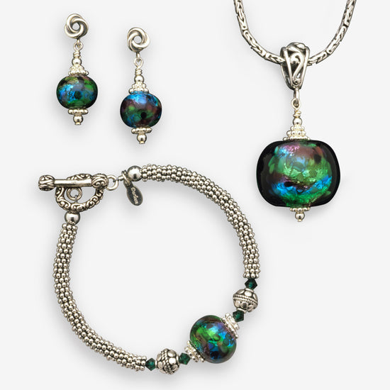 Ocean Depths Jewelry Collection