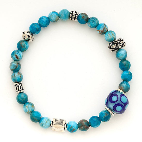 Courage Gemstone Bracelet
