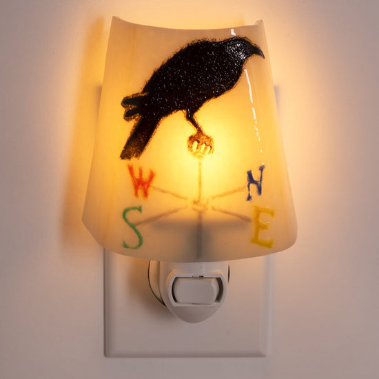 Crow Nightlight