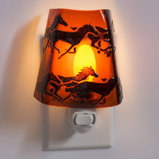 Horses Nightlight