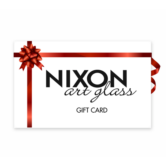 Nixon Art Glass Gift Card