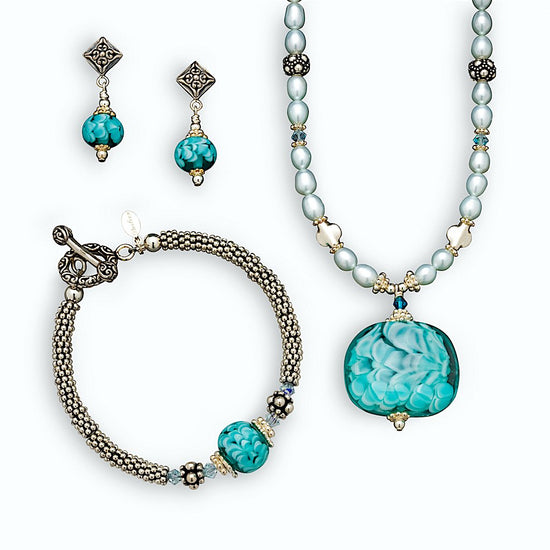 Sea Foam Jewelry Collection