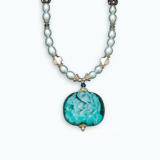 Sea Foam Necklace
