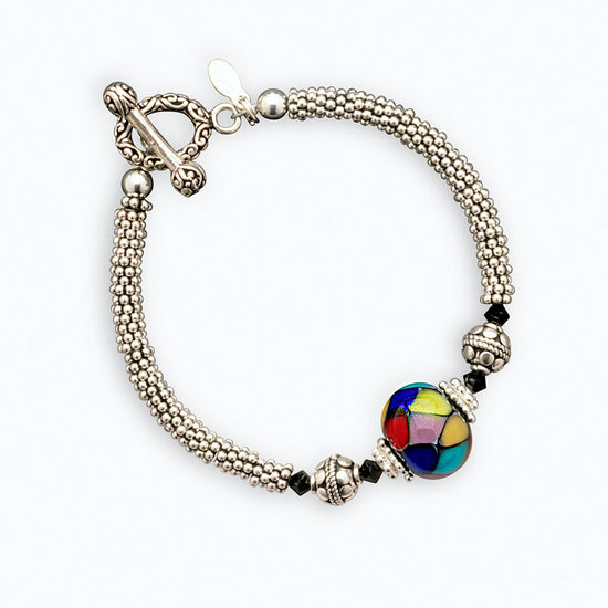 Venetian Windows Bracelet
