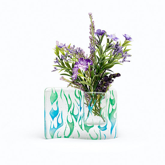 Waterfall Flower Vase