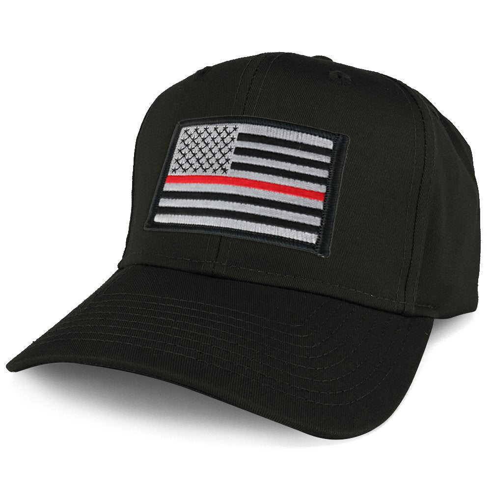 Armycrew XXL Oversize Thin Red Line 2 USA American Flag Patch Solid Ba -  Armycrew.com 10f0e8a8ad3