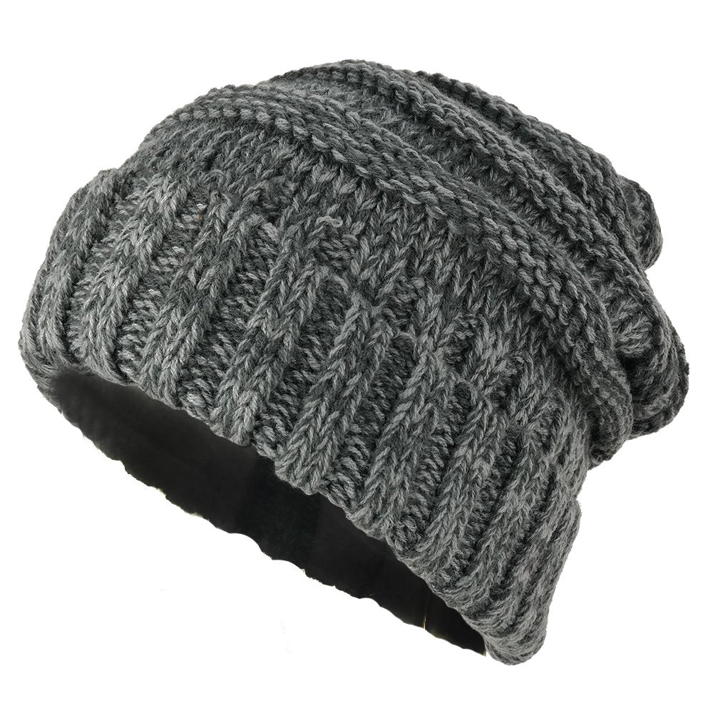 b6ef53b17 Oversized Beanie Ladies