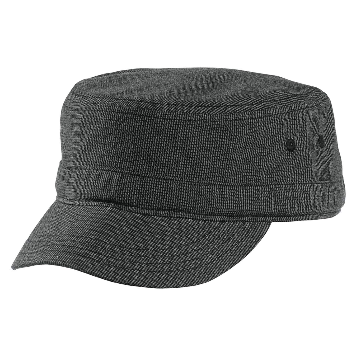 375dba5915f33 Armycrew Houndstooth Unstructured Cotton Cadet Style Army Cap
