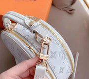 Inspired Circle Lv Baby Girl Handbag