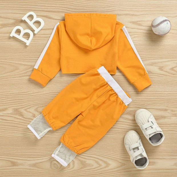 Baby Girls Sport Set