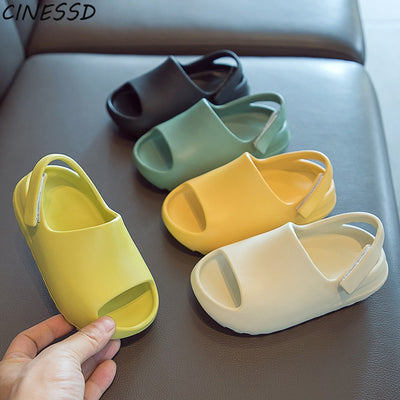 Toddler  Slip-On Fashion Sandals