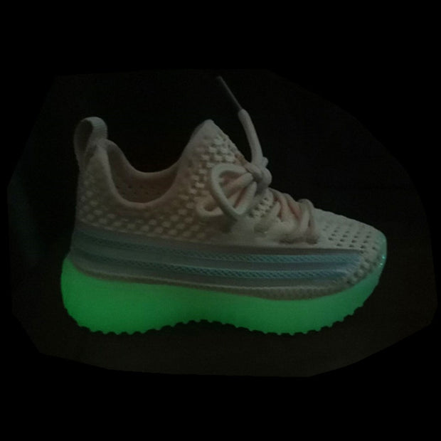 Childrens Glow In The Dark Shoes
